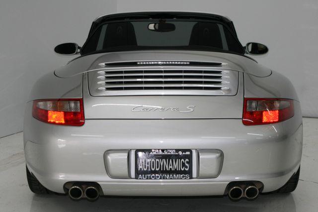 2007 Porsche 911 Carrera S Cab Houston, Texas 9