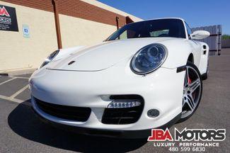 2007 Porsche 911 Turbo Coupe AWD 997 Carrera 911 ~ HUGE $141k MSRP | MESA, AZ | JBA MOTORS in Mesa AZ