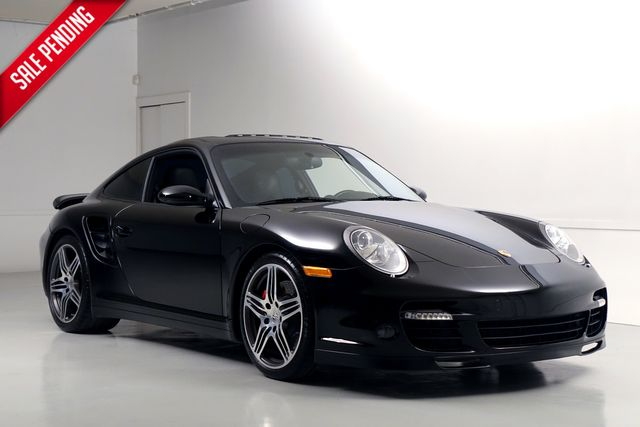 2007 Porsche 911 Turbo* Sport Chrono* Tiptronic S*  | Plano, TX | Carrick's Autos in Plano TX