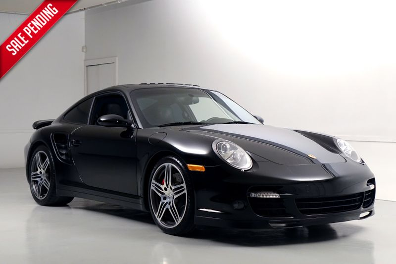 2007 Porsche 911 Turbo* Sport Chrono* Tiptronic S*  | Plano, TX | Carrick's Autos in Plano TX