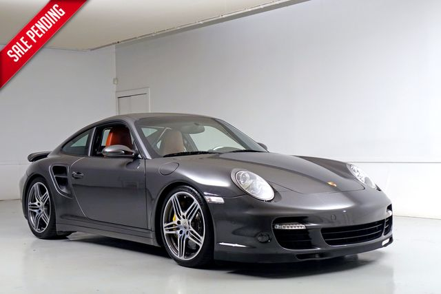 2007 Porsche 911 Turbo* Huge 162K MSRP* Sport Chrono Pkg* 1 Owner** | Plano, TX | Carrick's Autos in Plano TX