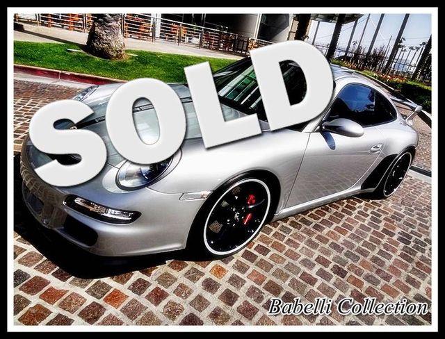 2007 Porsche 911 GT3 La Jolla, Califorina