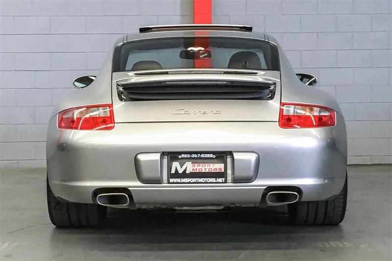 2007 Porsche 911 Carrera  city CA  M Sport Motors  in Walnut Creek, CA