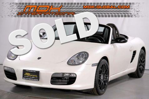 2007 Porsche Boxster - Auto - BOSE - Upgraded wheels in Los Angeles