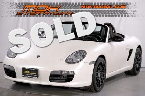 2007 Porsche Boxster - Auto - BOSE - Upgraded wheels in Los Angeles
