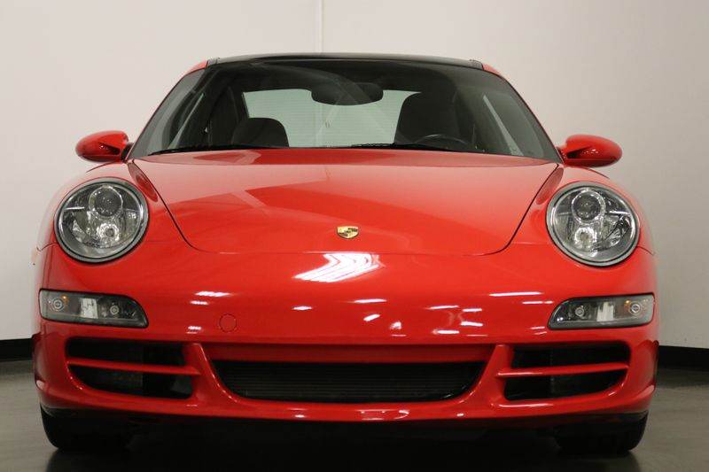 2007 Porsche  Carrera 911 Targa 4   city NC  The Group NC  in Mansfield, NC