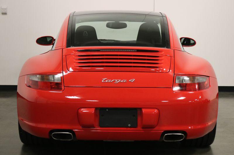 2007 Porsche  Carrera 911 Targa 4   city NC  The Group NC  in Mansfield, NC