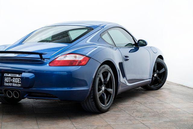 2007 Porsche Cayman Sport 6-Speed Manual in Addison, TX 75001