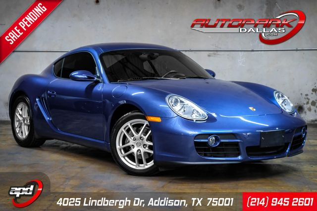 2007 Porsche Cayman Beautiful COBALT BLUE