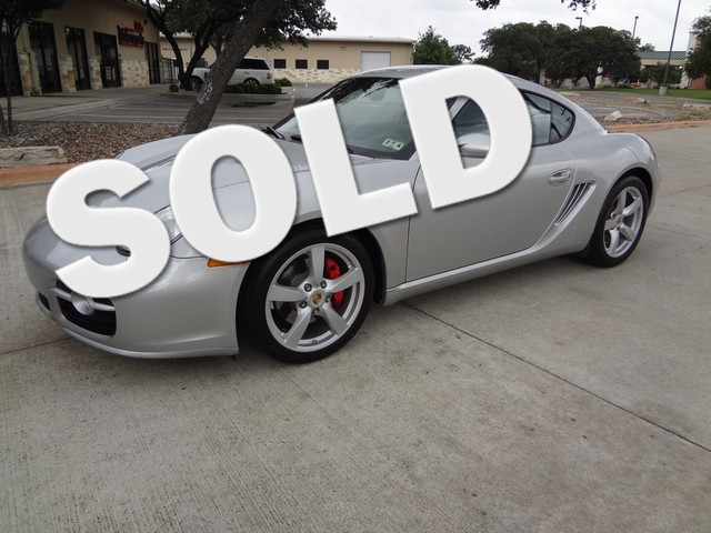 2007 Porsche Cayman S in Austin, Texas 78726