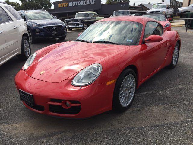 2007 Porsche Cayman Coupe in Boerne, Texas 78006