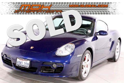 2007 Porsche Cayman S - Manual - BOSE - Navigation in Los Angeles