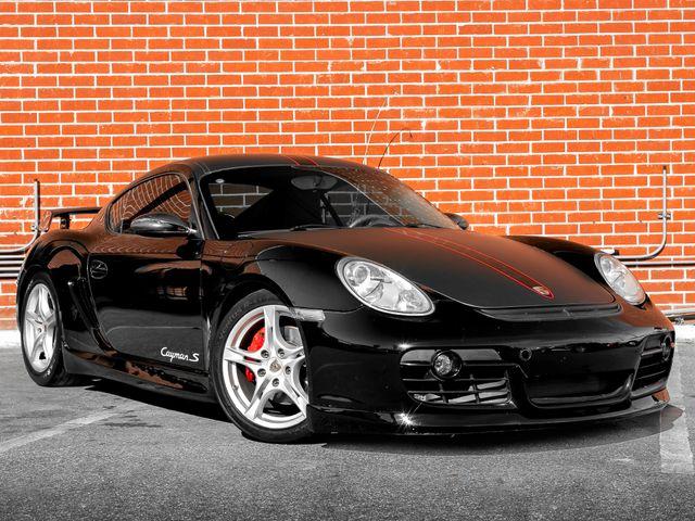 2007 Porsche Cayman S Burbank, CA 1