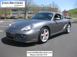 2007 Sold Porsche Cayman S Conshohocken, Pennsylvania 0