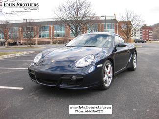 2007 Porsche Cayman S Conshohocken, Pennsylvania