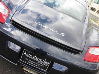 2007 Sold Porsche Cayman S Conshohocken, Pennsylvania 34
