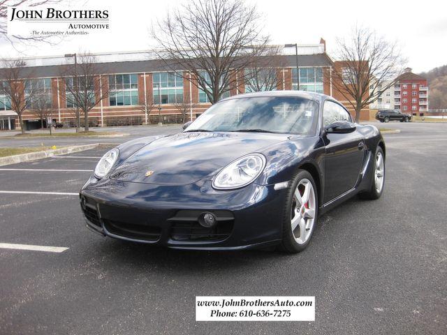 2007 Sold Porsche Cayman S Conshohocken, Pennsylvania
