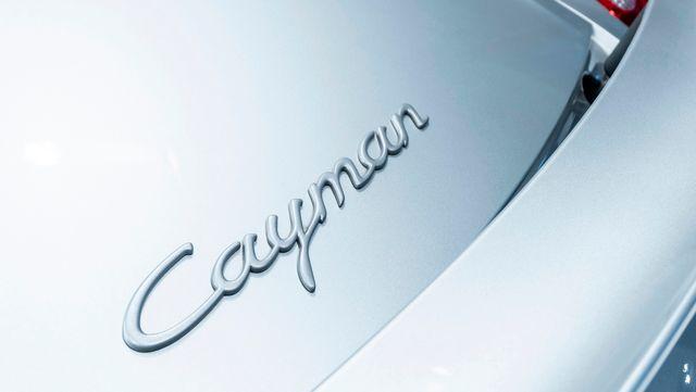 2007 Porsche Cayman S in Dallas, TX 75229