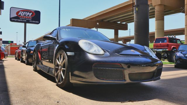 2007 Porsche Cayman Show Car with Many Upgrades in Dallas, TX 75229