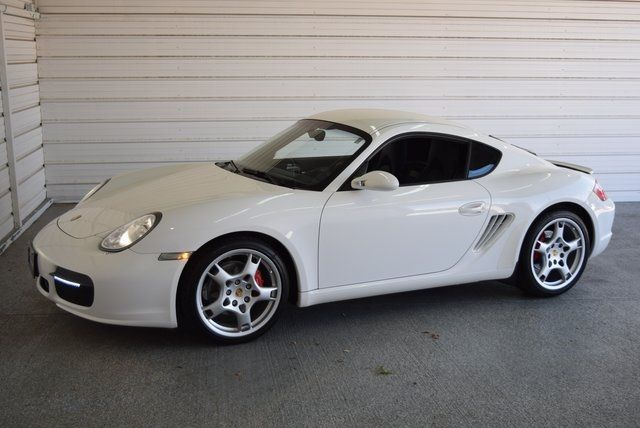 2007 Porsche Cayman S in McKinney Texas, 75070