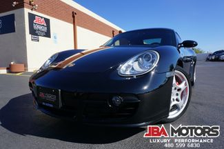 2007 Porsche Cayman S Coupe ~ 6 Speed Manual ~ ONLY 63k LOW MILES!! | MESA, AZ | JBA MOTORS in Mesa AZ