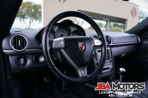 2007 Porsche Cayman S Coupe ~ 6 Speed Manual ~ ONLY 63k LOW MILES!!   MESA, AZ   JBA MOTORS in MESA, AZ