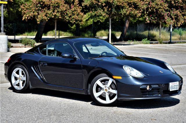 2007 Porsche Cayman in Reseda, CA, CA 91335