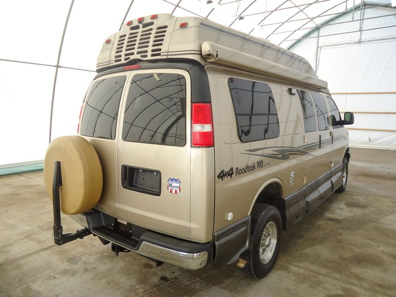 2007 Roadtrek 190 Versatile 4x4  in Sherwood, Ohio