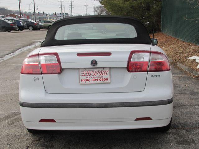2007 Saab 9-3 St. Louis, Missouri 4