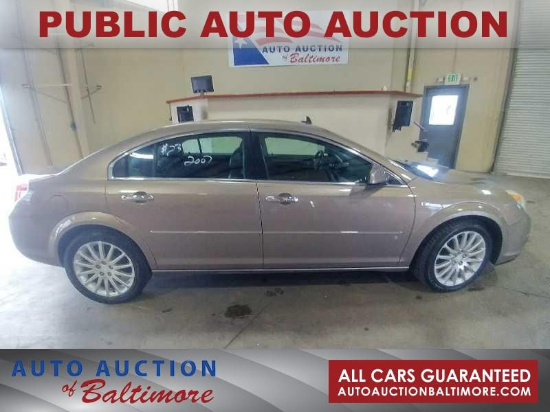 2007 Saturn Aura XR | JOPPA, MD | Auto Auction of Baltimore  in JOPPA MD