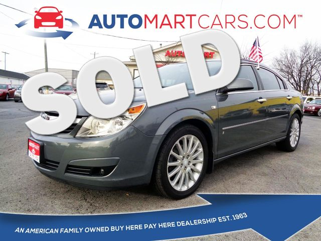 2007 Saturn Aura XR | Nashville, Tennessee | Auto Mart Used Cars Inc. in Nashville Tennessee