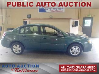 2007 Saturn Ion ION 2   JOPPA, MD   Auto Auction of Baltimore  in Joppa MD