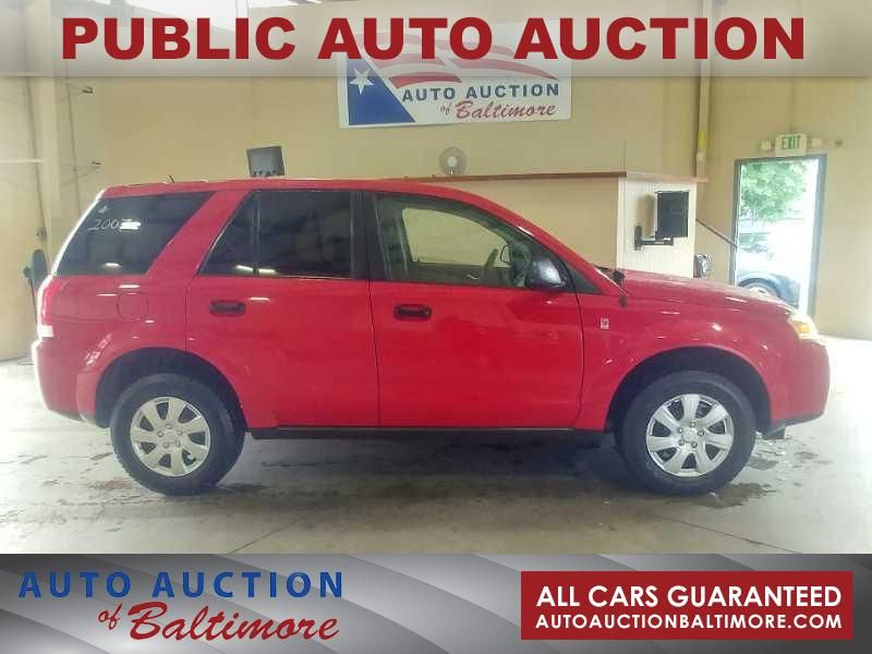 2007 Saturn VUE I4 | JOPPA, MD | Auto Auction of Baltimore  in JOPPA MD