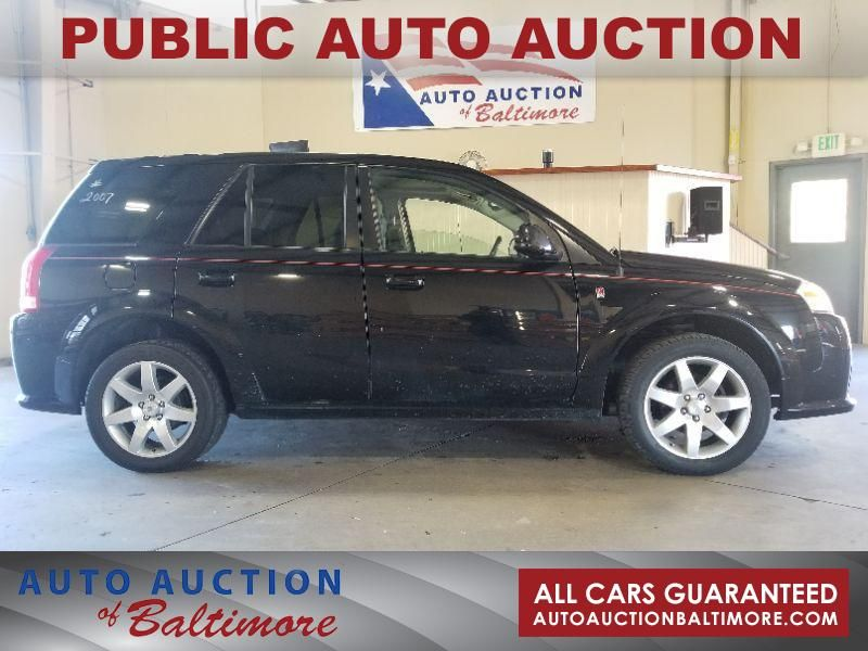 2007 Saturn VUE V6   JOPPA, MD   Auto Auction of Baltimore  in JOPPA MD