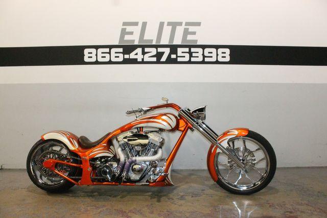 2007 South Florida Choppers Inc Pro Street