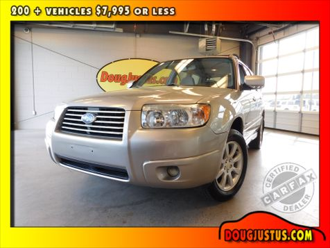 2007 Subaru Forester X w/Premium Pkg in Airport Motor Mile ( Metro Knoxville ), TN