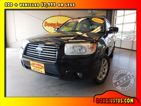 2007 Subaru Forester X w/Premium Pkg (New Timing Belt & Head Gaskets!) in Airport Motor Mile ( Metro Knoxville ), TN