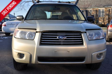 2007 Subaru Forester X in Braintree