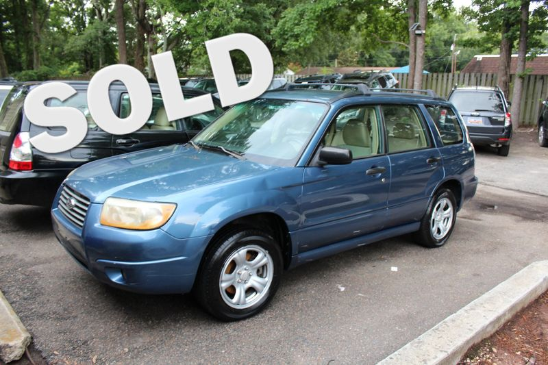 2007 Subaru Forester X | Charleston, SC | Charleston Auto Sales in Charleston SC