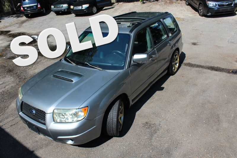 2007 Subaru Forester Sports XT | Charleston, SC | Charleston Auto Sales in Charleston SC