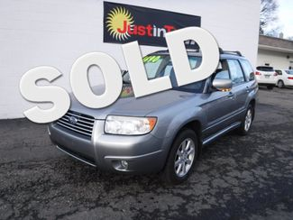 2007 Subaru Forester X w/Premium Pkg | Endicott, NY | Just In Time, Inc. in Endicott NY