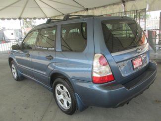 2007 Subaru Forester X Gardena, California 1
