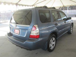 2007 Subaru Forester X Gardena, California 2