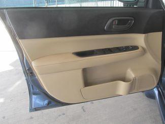 2007 Subaru Forester X Gardena, California 9