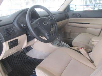 2007 Subaru Forester X Gardena, California 4