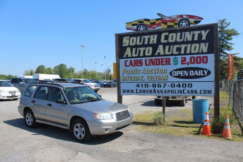 2007 Subaru Forester X in Harwood, MD