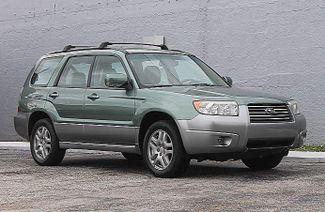 2007 Subaru Forester X L.L. Bean Ed Hollywood, Florida 13