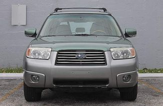 2007 Subaru Forester X L.L. Bean Ed Hollywood, Florida 47