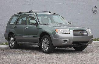 2007 Subaru Forester X L.L. Bean Ed Hollywood, Florida 43