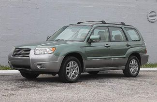 2007 Subaru Forester X L.L. Bean Ed Hollywood, Florida 24